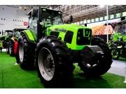 2016武汉国际农机展中联重科产品风采