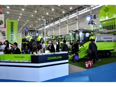 2017武漢國際農機展展位風采
