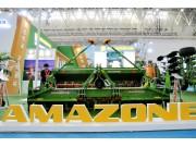 2017武汉国际农机展阿玛松风采