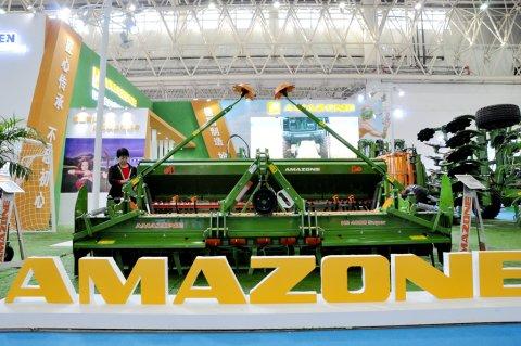 2017武漢國際農機展阿瑪松風采