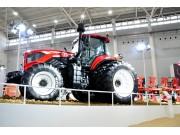 2017武汉国际农机展中国一拖风采