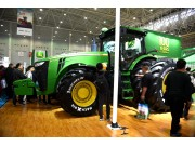 2018武汉国际农机展约翰迪尔风采