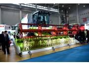 2018武汉国际农机展科乐收风采