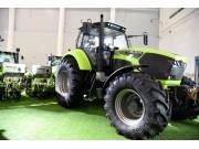 2018武汉国际农机展中联重科风采