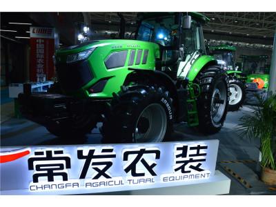 2019青岛国际农机展常发产品风采