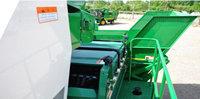 五征4YZP-4XH玉米收获机细节