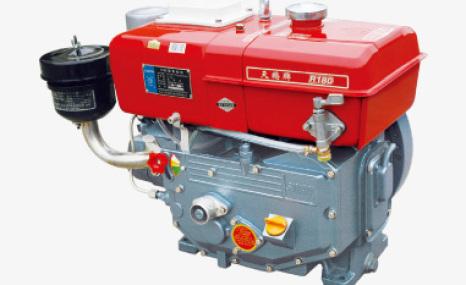 金坛R180卧式水冷柴油机