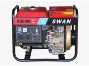 JCED3500E柴油机配水泵机组