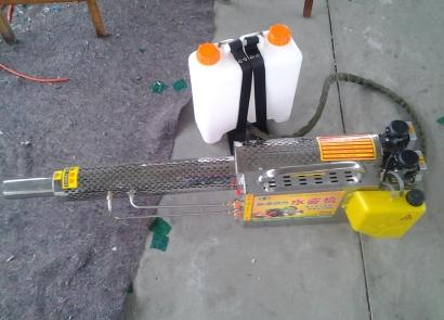 佳福HRY-260手動(電動)雙啟動農用煙霧機