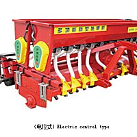 大陆桥2BFG系列免耕施肥播种机