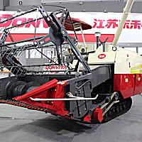 东禾4LZ-4.0Z自走履带式全喂入收割机