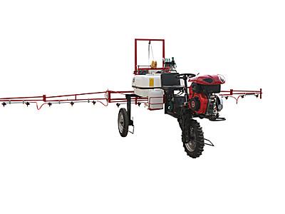 農哈哈3WX-280自走式旱田作物噴桿噴霧機