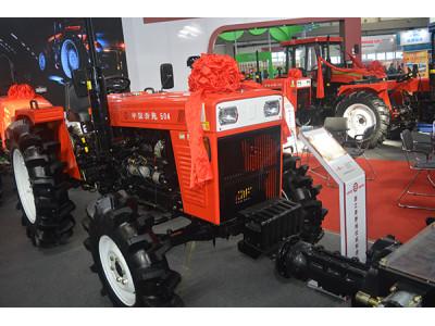浙拖504型拖拉机