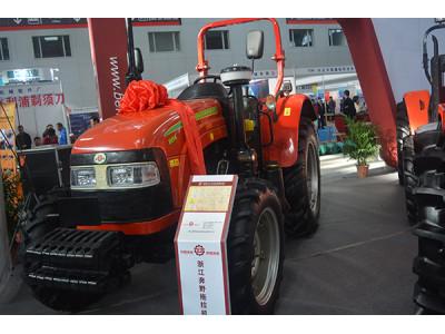 浙拖804型拖拉机