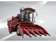 勇猛4YZ-5(SQ)智能超豪华型自走式玉米收获机