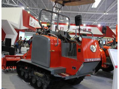 星光农机1GLX-200履带自走式旋耕机