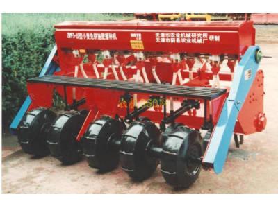 沃野小麦免耕施肥播种机