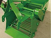 兰石兰驼4U 800型薯类收获机