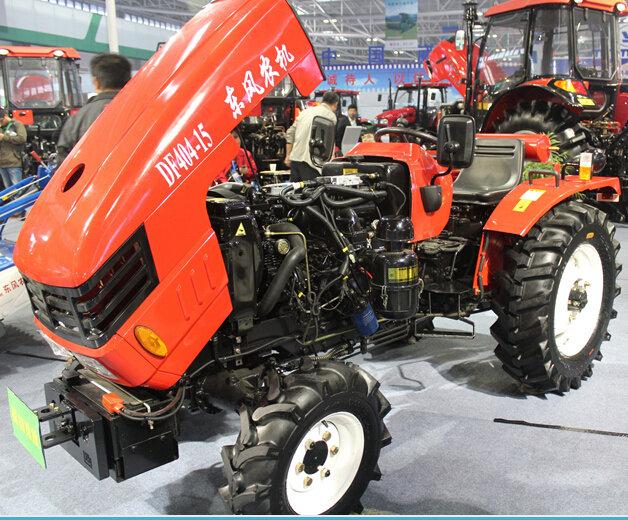 东风404-15型拖拉机