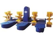 渔超YC-1.5KW三相380V水车式增氧机