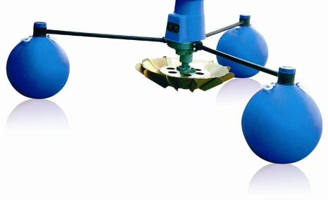 渔超YL-1.5KW单相220V叶轮式增氧机