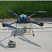 多旋翼植保機K4植保無人機