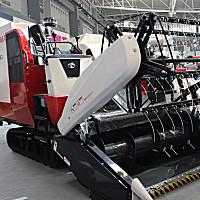 洋馬AW70GY(4LZ-1.8A)油菜收割機
