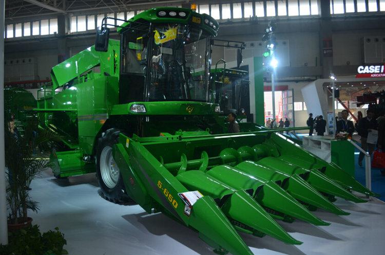 迪马5288Y玉米收割机