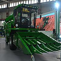 迪馬6268Y玉米收割機