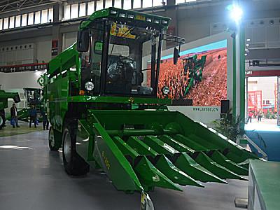 迪马6268Y玉米收割机