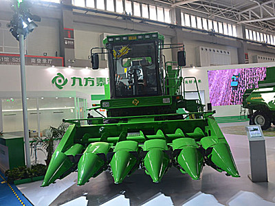 迪马4288Y玉米收割机