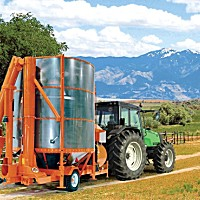 安格力斯PRT75/M移动式烘干机