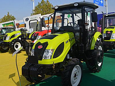 博马604拖拉机