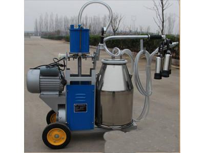 玉牛牌9JYT-4活塞移动奶牛挤奶机