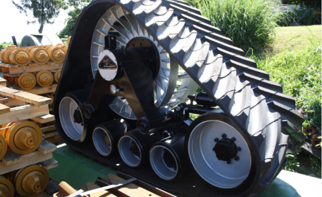 DEBONT(德邦大为)超能橡胶履带系统