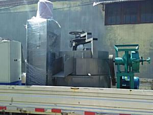 弘创hc450液压榨油机