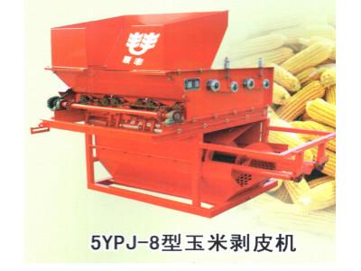 联丰5YPJ-4玉米剥皮机
