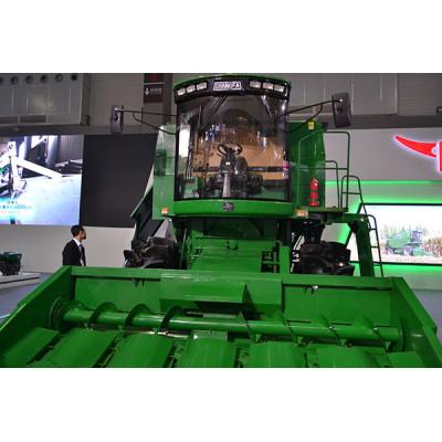 常發佳聯CF808玉米籽粒收割機