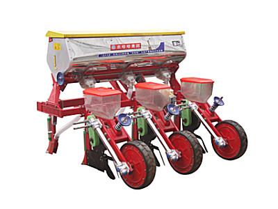 農哈哈2BYSF-3勺輪式玉米播種機