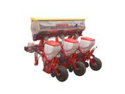 农哈哈2BYQF-3气吸式玉米播种机