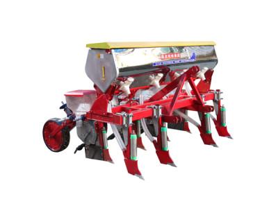 農哈哈2BYSF-4勺輪式玉米播種機