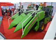 4YZP-2玉米收获机