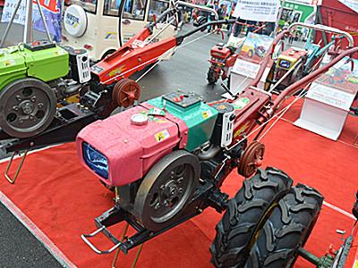 白龍101B-3手扶拖拉機