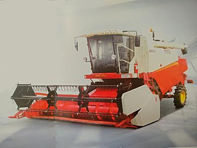 雷沃谷神GN120(4LZ-12)轮式谷物联合收割机