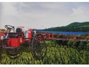 沭河谷丰3WZP-300喷杆喷雾机