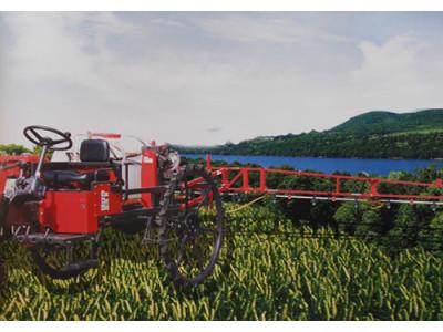 常林沭河谷丰3WZP-300喷杆喷雾机