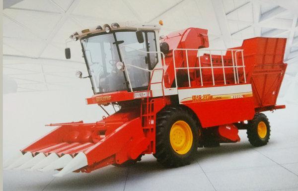 雷沃谷福CP05(4YZ-5A)玉米收割机