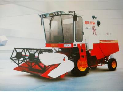雷沃谷神GE40(4LZ-4E1)輪式谷物聯合收割機