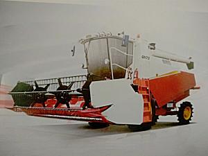 雷沃谷神GN70(4LZ-7N)联合收割机