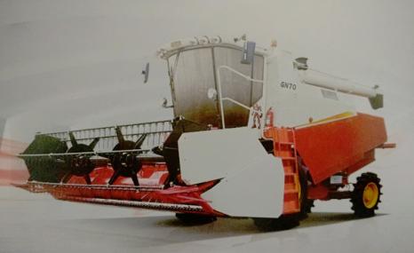 雷沃谷神GN70(4LZ-7N)聯合收割機